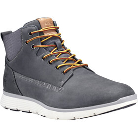 Timberland Killington Chukka Shoes Men Dark Grey Nubuck